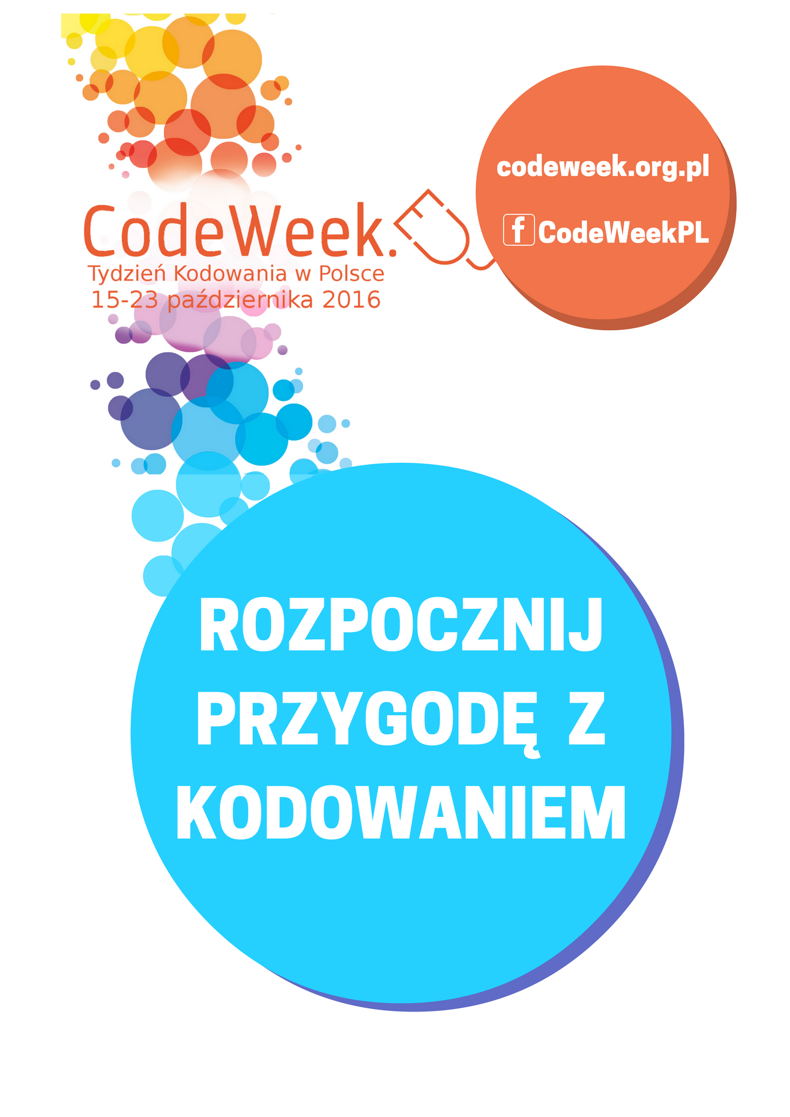 Copy of CodeWeek plakat